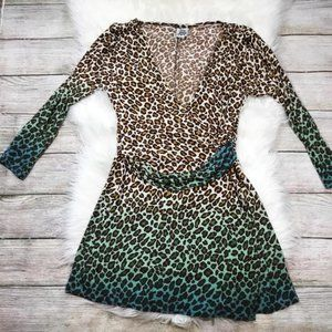 Ivy Jane Leopard Ombre Tunic